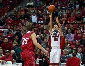 Courtesy photo In search of more playing time, Lincoln County High graduate Dantley Walker is transferring from UNLV.