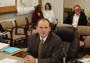 Dave Maxwell County Public Defender, Pioche attorney Dylan Frehner (above), and fellow public defender Richard Sears of Ely were approved for new contracts by the Board County Commissioner last week.