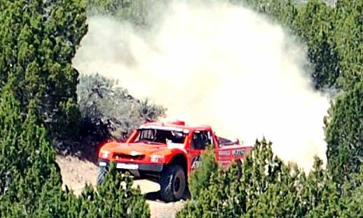 Voss takes home crown at Best in the Desert