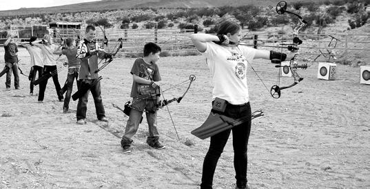 4-H holds shooting sports fun meet