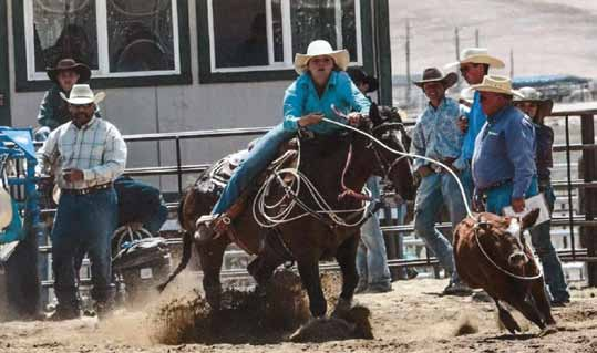 Pair of local youths to compete in Nevada State Rodeo Finals