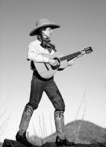 Award winning western music performer Juni Fisher is set for another Labor Day show at Thompson's Opera House on Sept. 5.