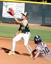 Little Leaguers compete at state tourney
