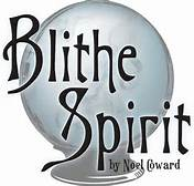 Blithe Spirit coming to Mathews Center in November