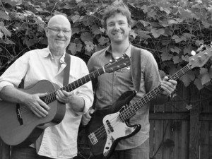 Courtesy photo Singer-songwriter-musician Doug Haywood and his son Aaron are set to perform at the Thompson Opera House on Oct. 9.