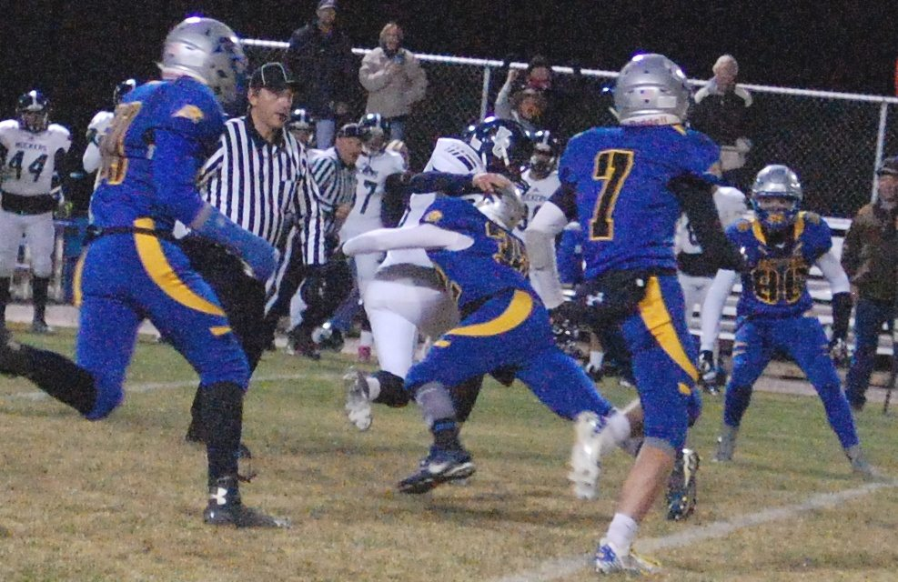 Panthers return to title game after win over Virginia City