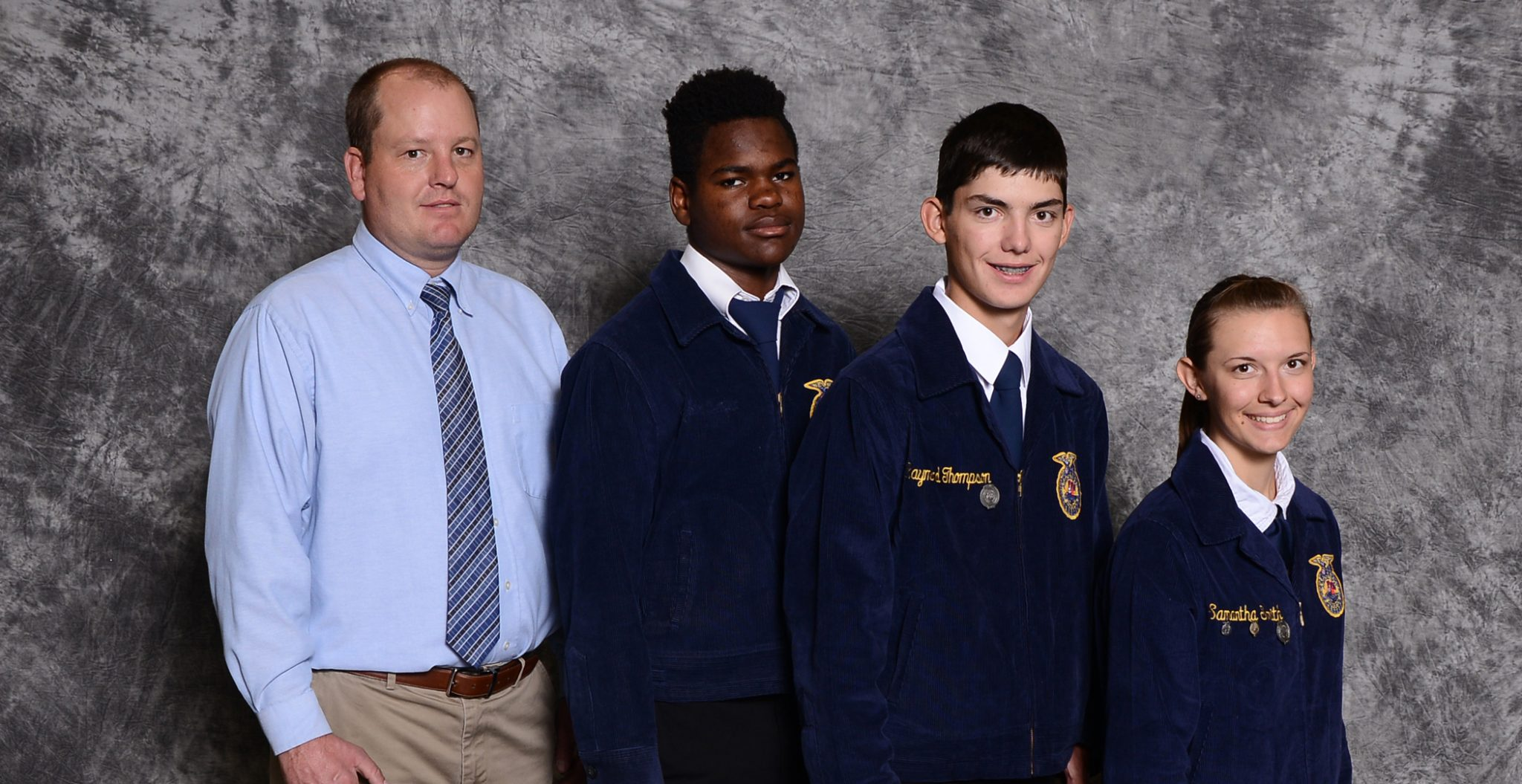 Local FFA chapter earns bronze emblem