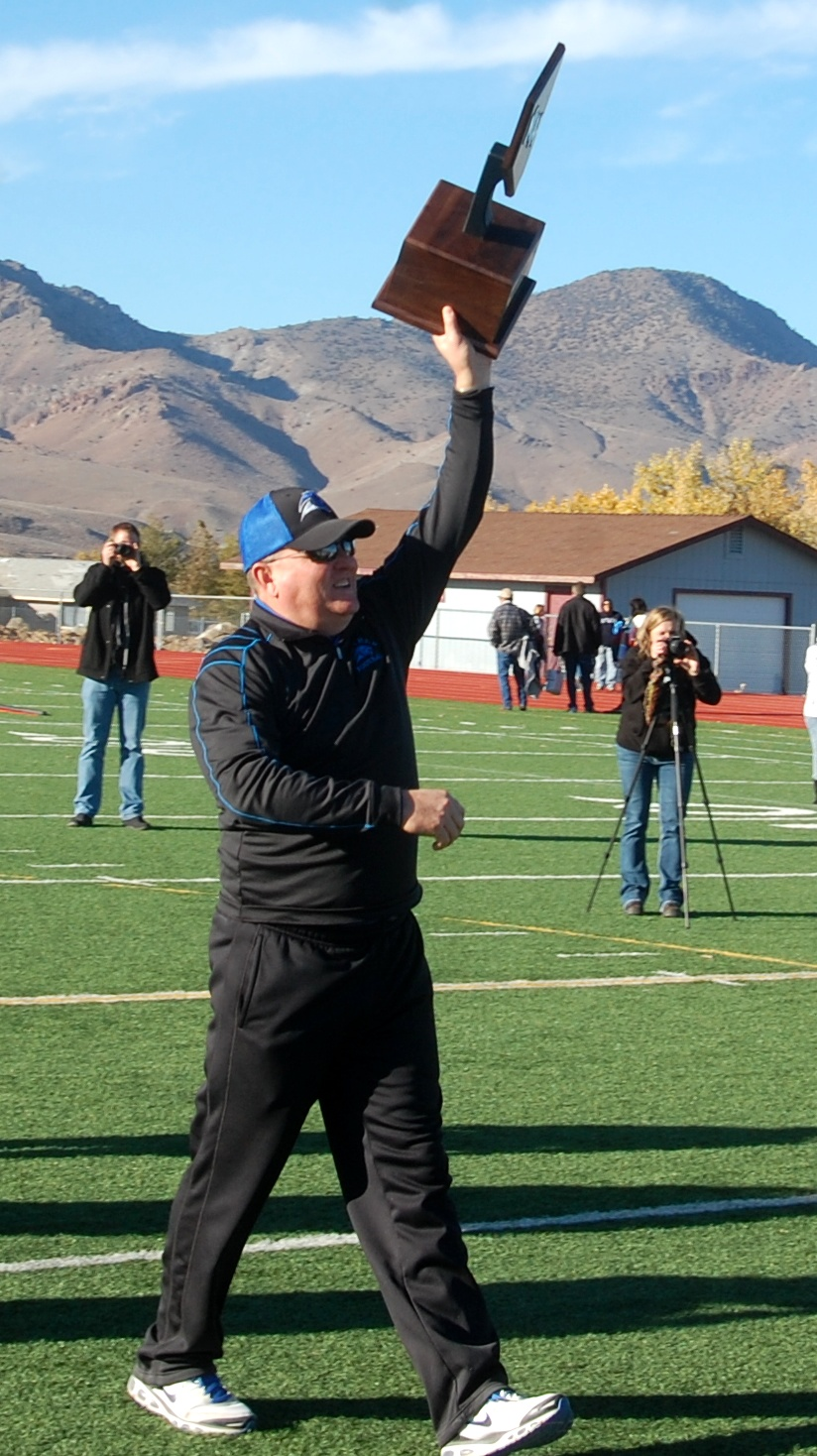 Pahranagat Valley's Higbee named Nevada Coach of the Year