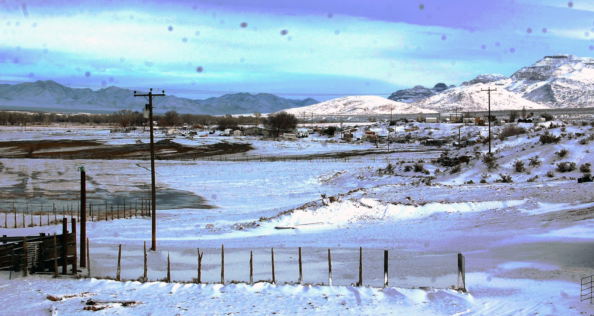 Heavy storm blankets county in snow