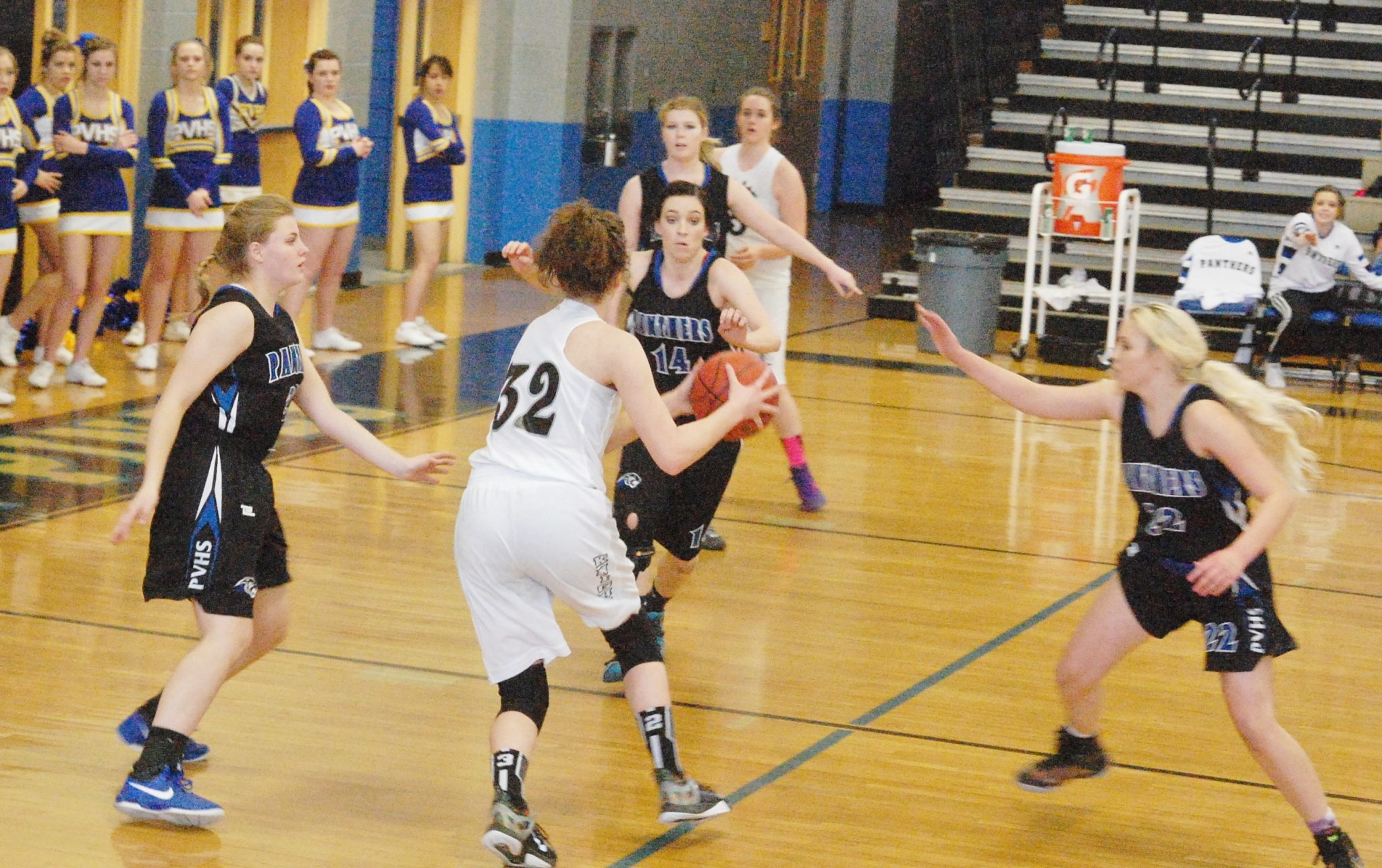 Pahranagat Valley girls qualify for state tourney