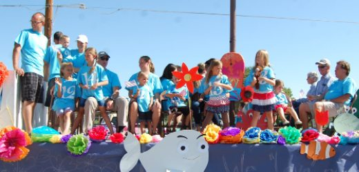 Alamo Brings in the Fourth with Annual Parade