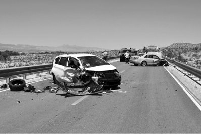 Injury Accident Causes Delays Near Pahranagat Lakes