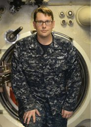 Pioche Native Serves Aboard a U.S. Navy Ballistic Missile Submarine