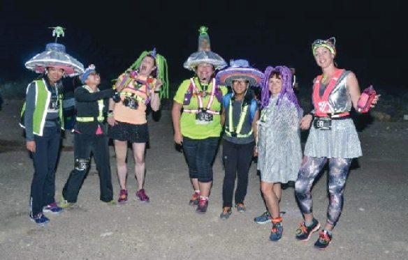 10th Annual Full Moon Marathon