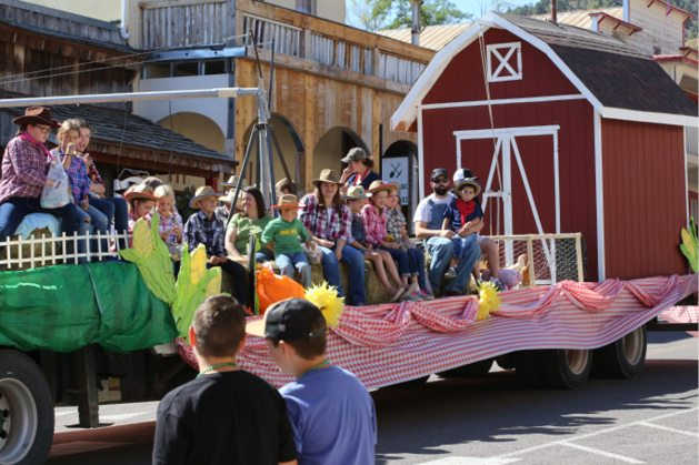 Weekend Full of Events Packs Town of Pioche