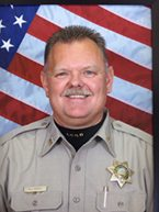 Lincoln County Sheriff Deputy Captain Gary Davis