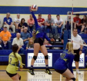 Dave Maxwell -  Pahranagat Valley defeated Lincoln 3-0 to open the season Tuesday in Alamo.