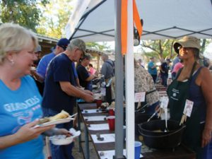Courtesy photo -  The annual Dutch Oven Cook-off at Cathedral Gorge State Park is right around the corner, Sept. 17.