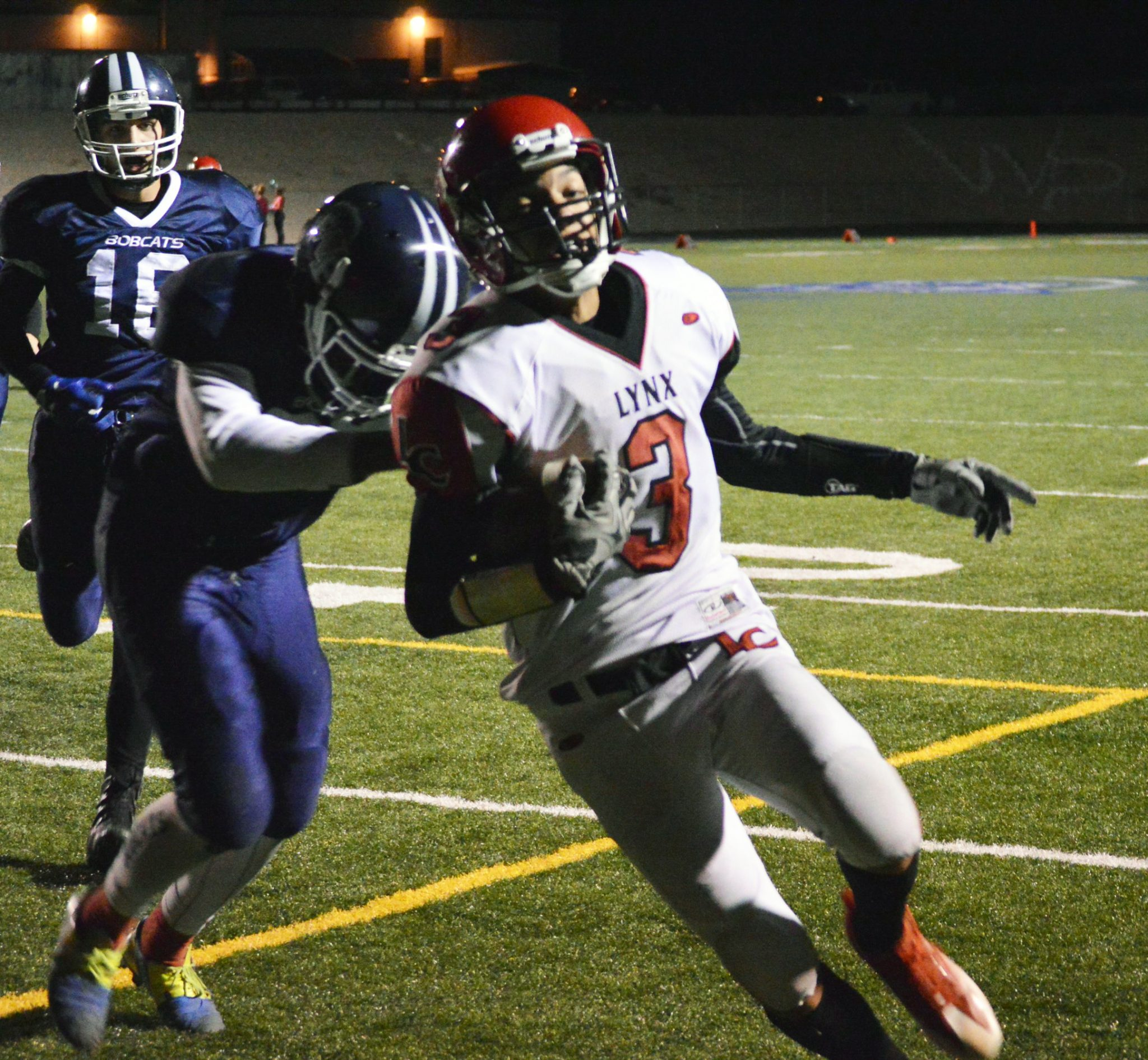 Lynx Get Payback at White Pine