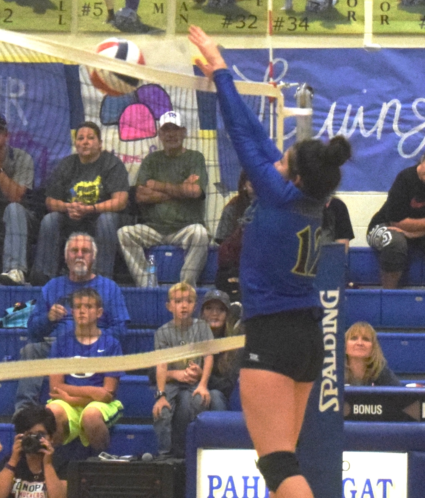 PVHS Volleyball Closing in on League Title