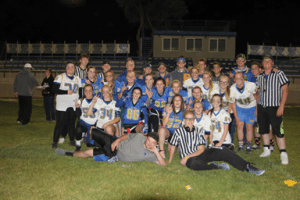 Courtesy photo - Powder puff participants during PVHS homecoming activities earlier this month.