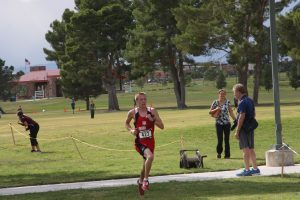Ben Culverwell will compete individually in the 1A-2A cross country state championship tomorrow in North Las Vegas