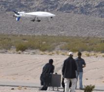 Drone demo held at Alamo Landing Field