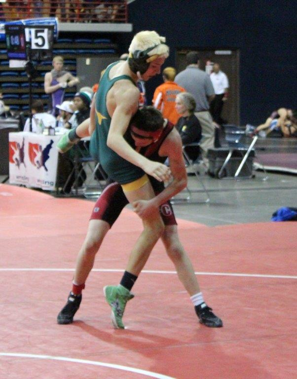 Lincoln Wrestlers Performing Well