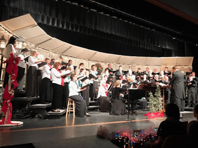 Bella Voce Annual Panaca Christmas Concerts a Hit