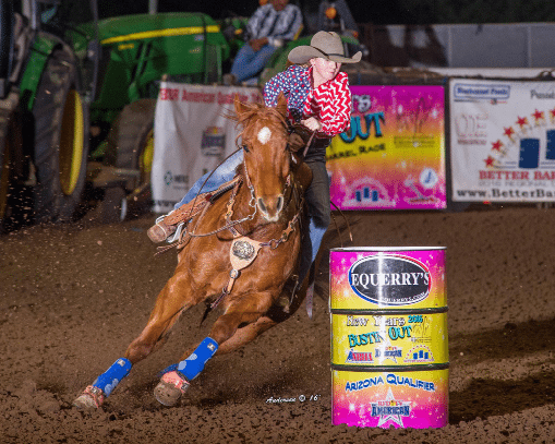 Local Girl to Compete in National Rodeo Next Month