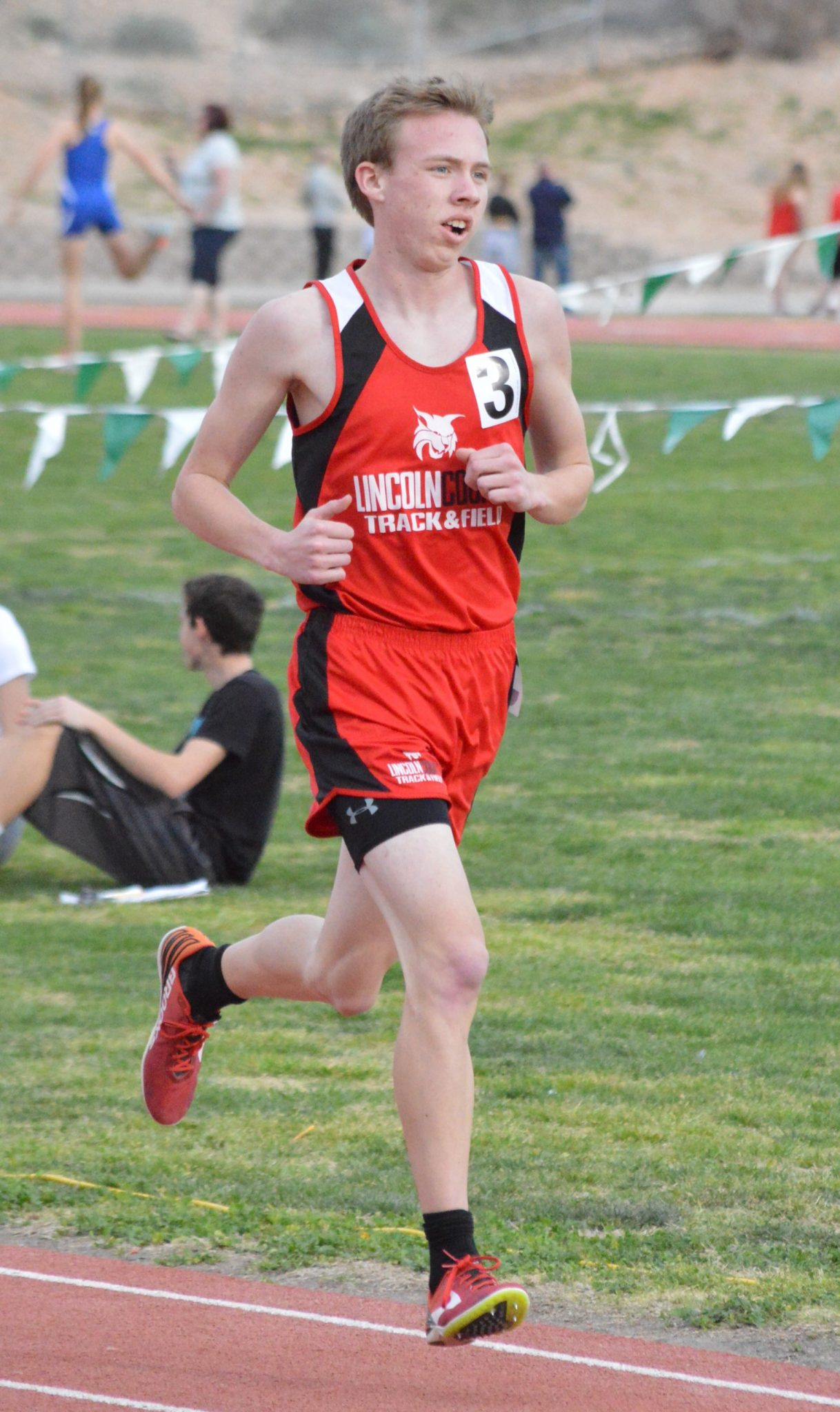 Lynx track team off to good start