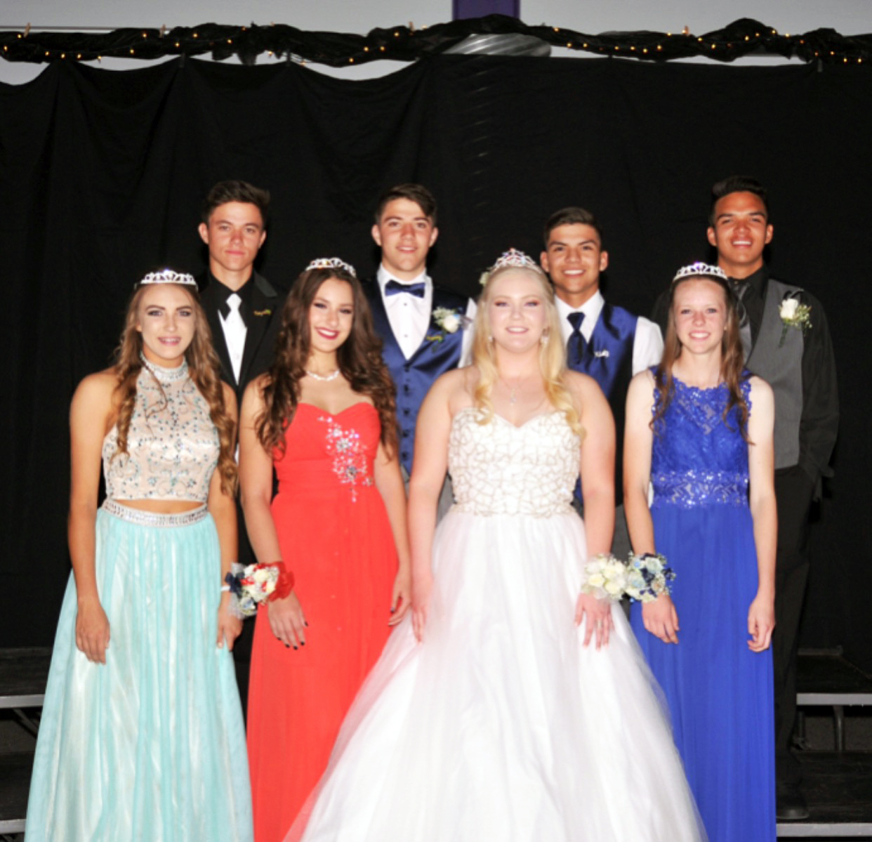 Lincoln County High School prom a night to remember