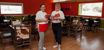 New restaurant opens in Alamo