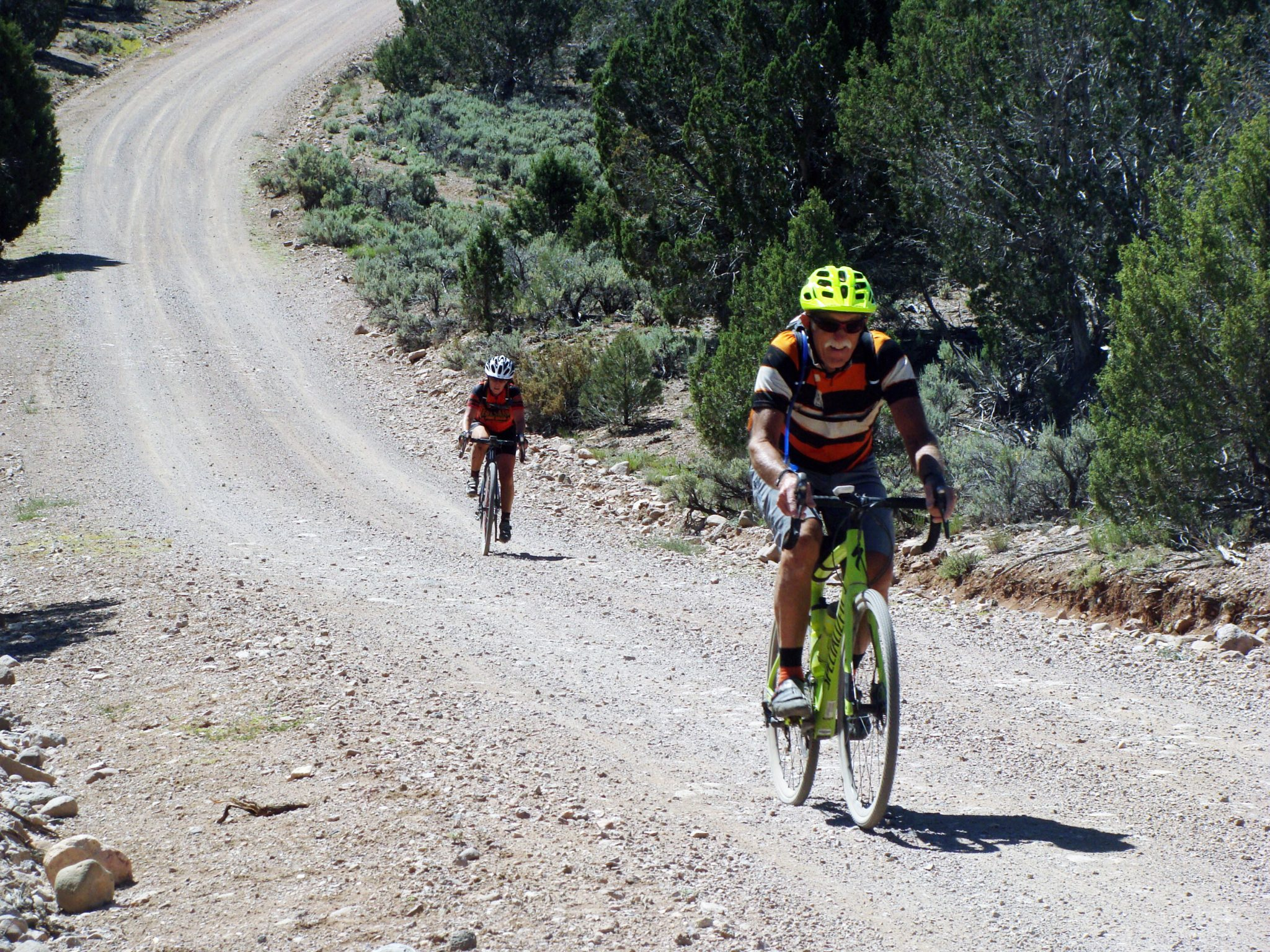 Participants laud Gravel Grinder event