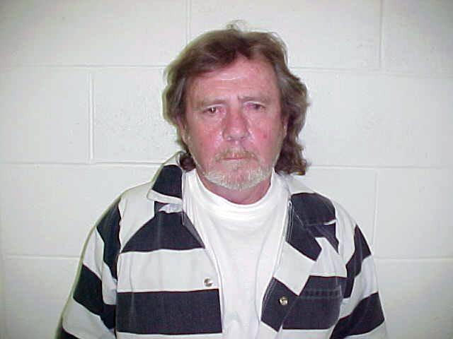 Drug arrest in Caliente