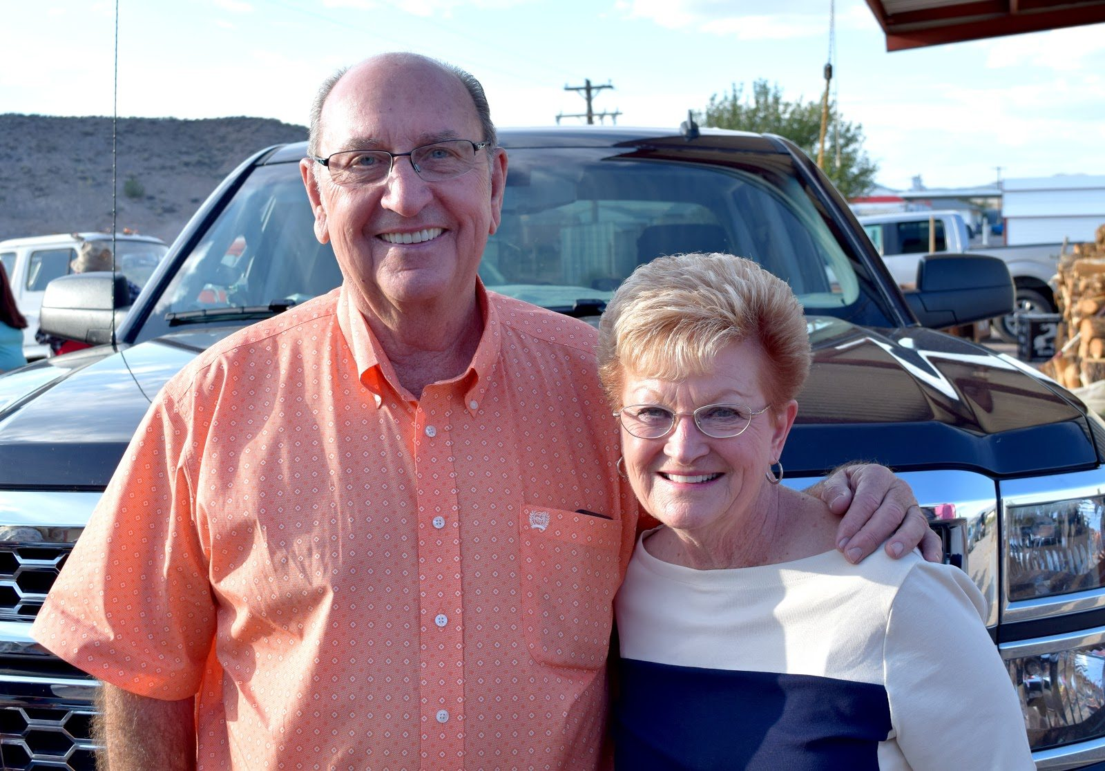 Henderson Couple Continues Gift of Giving to Lincoln County Students