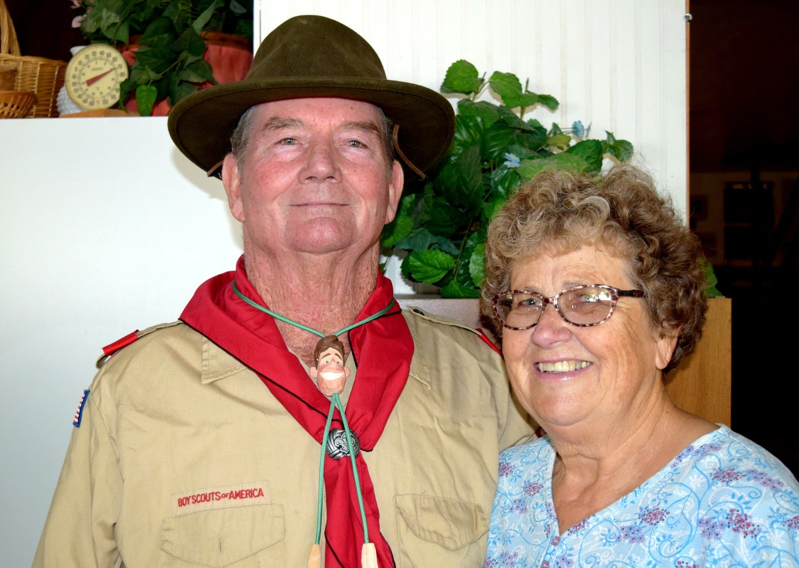 Alamo Couple to Receive Boy Scouts Silver Beaver