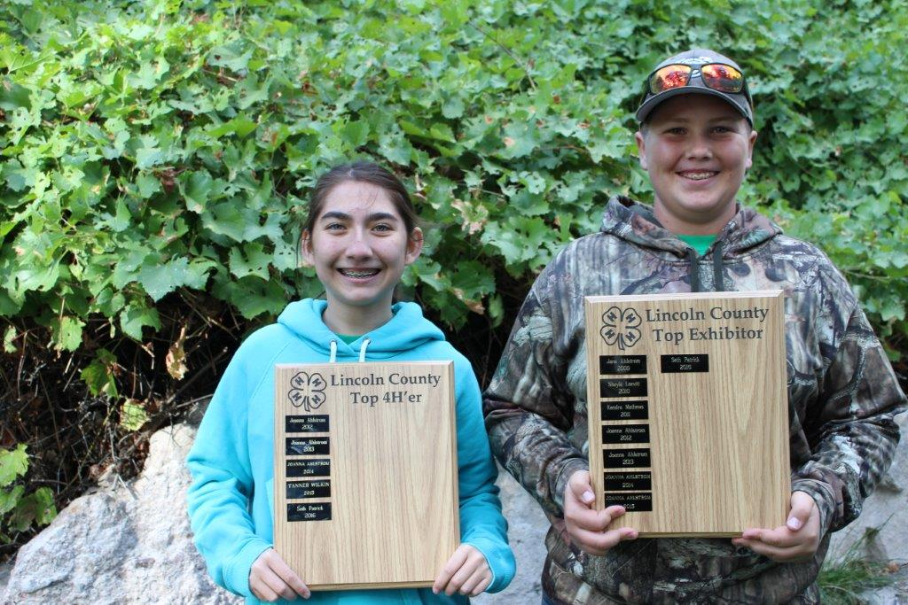 4-H Participants Honored with Awards Ceremony