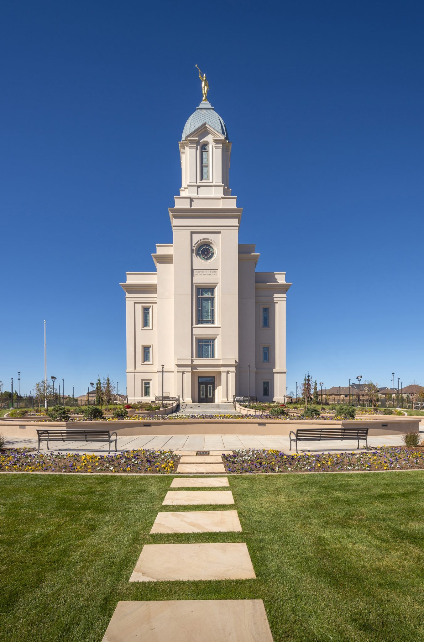 Tours Set to Begin at New Cedar City Temple