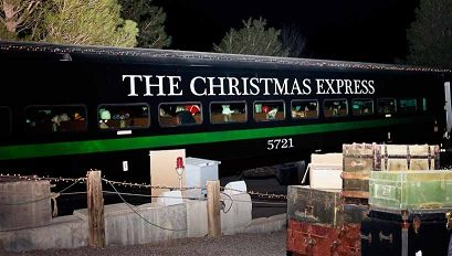 Western Elite, Williams Family bring free 'Christmas Express' to area once again