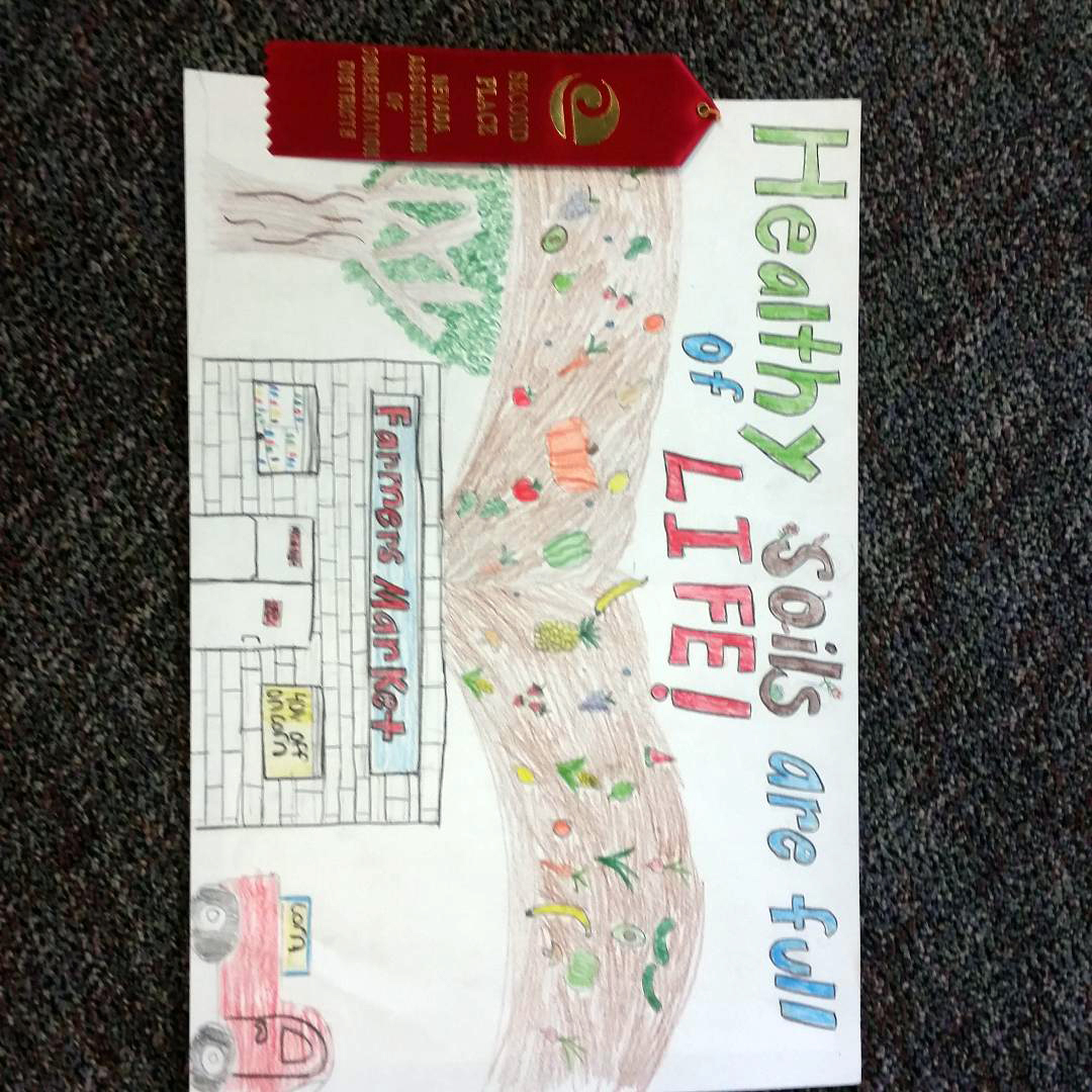 Student Winners Announced in Conservation Poster Contest