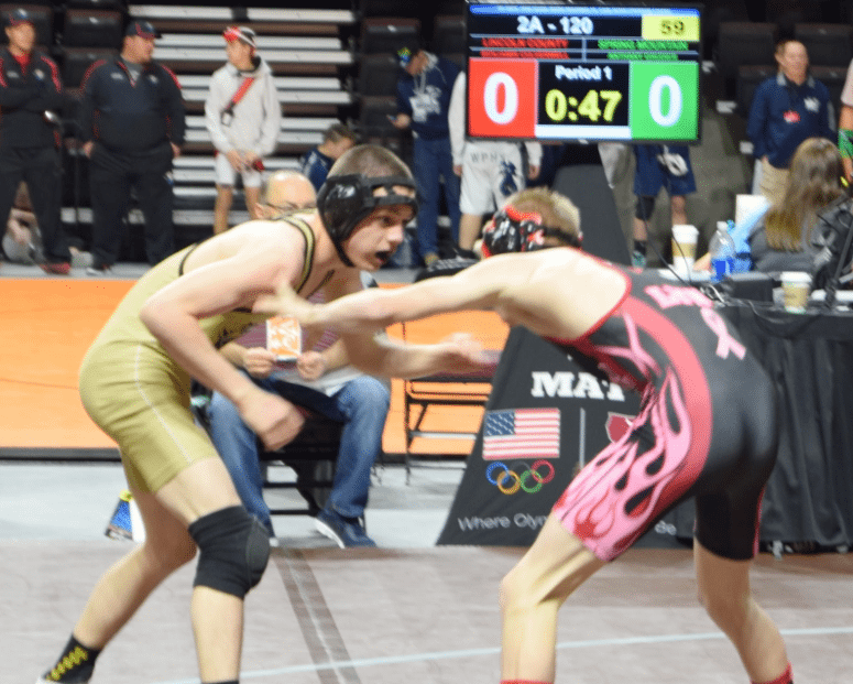 Culverwell Places Second, Zierow Fourth at State Tourney