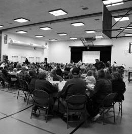 Big Turnout for Credit Union Dinner