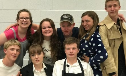 Pahranagat Drama Club Performs 'Café Murder'