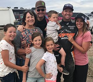 Local Racer Part of Historic Best in the Desert Win