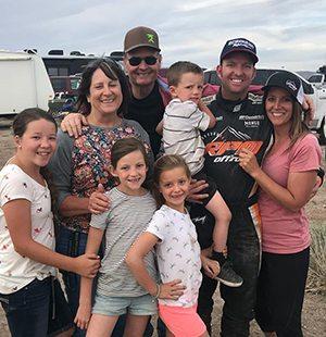 Local Racer Part of Historic Best in the Desert Win