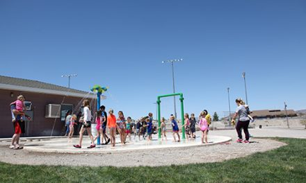 Splash Pad Dream Becomes Reality