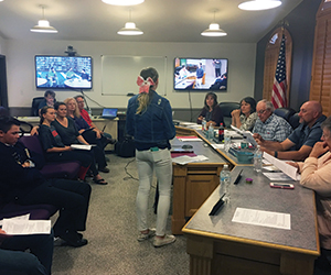 Lincoln County School Board Holds Final Meeting of the Year