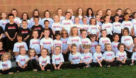 Dance Squad Showcases Talent at Recital