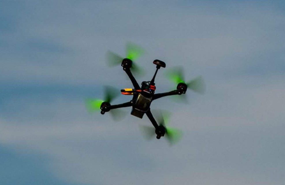 Drones Descending on County for Two-Day Race and Expo
